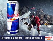 redbull advertise