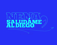 Nena, Saludáme al Diego