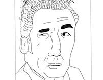 Badly Drawn Seinfeld