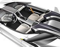 MGB Hybrid Roadster