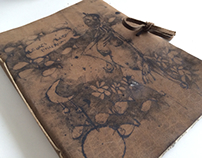 Alegres alucinaciones disléxicas (sketchbook)