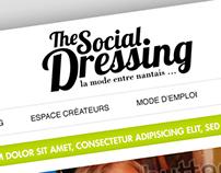 The Social Dressing - Nouvelle identité visuelle