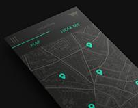 Order Black iOS App