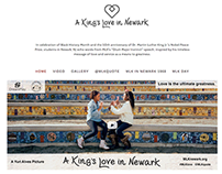 A King's Love in Newark | #MLKlove