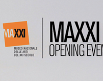 MAXXI OPENING EVENT FORMAT (Filmmaster Events)