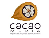 Cacao Media : Logo / Identity