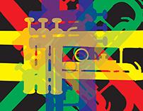 W.C Handy Festival Poster