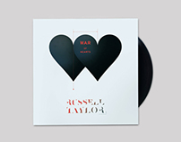 Album Cover — Russel Taylor's War of Hearts
