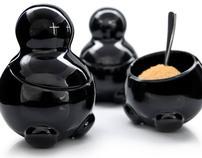 Lex, Seth & Carrie - Sinister storage jars