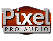 Logo Design for Pixel Pro Audio - 2014