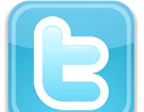 Mauvais logo de Twitter