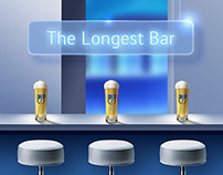 The Longest Bar for Baltika