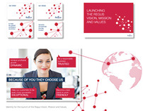 Vision, Mission and Values, Regus