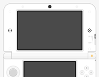 Nintendo 3DS XL for Sketch