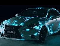 Lexus Trace Your Road