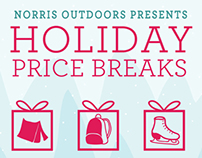 Holiday Price Breaks