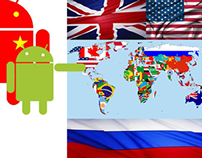 Flags EnRu FREE Android game
