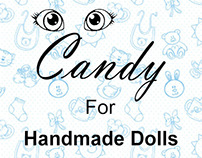 Candy For Handmade Dolls