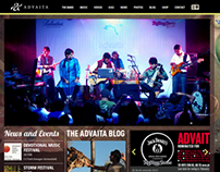 Advaita [Band] - Online showcase