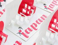 Help Japan @ Papertype workshop