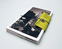 2/3/4 Arts Center / Brochure Design