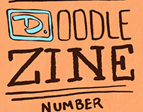 Doodle Zine Number 1 | July 2018