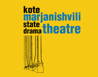 Marjanishvili Theatre Logo