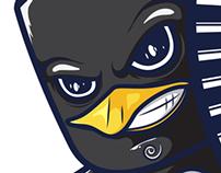 Zone Penguin Server Logo