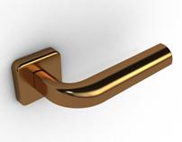 """Door handles """"Presence"""" 2012"""