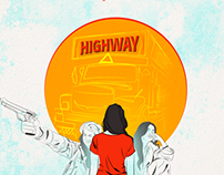 Fan Art Poster - Highway - Bollywood Movie