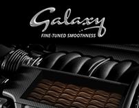 "Galaxy ""Fine-Tuned Smoothness"""