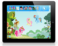 My Little Pony - 2 Storybook App Designs