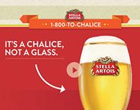 Stella Artois Microsite