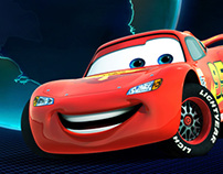 Cars 2: Digital Ad Campaign