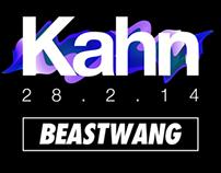 Beastwang Presents Kahn