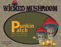 Wicked Mushroom Variety Pack Packaging
