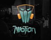 DJ Sevyn Motion Logo