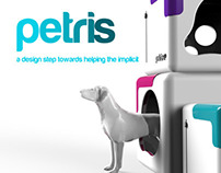 petris - a design step towards helping the implicit.