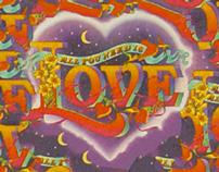 LOVE NEVER FORGOTTEN