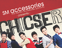 Chicser Mall Tour Poster