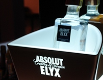 Catas Absolut Elyx