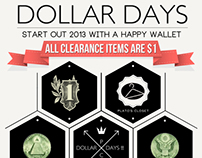 Dollar Days Campaigns