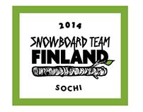 Sochi 2014 - Snowboard Team Finland