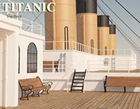 Titanic: re-created from original photos