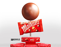 maltesers -  Display Stand
