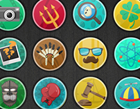Picamatch Badges