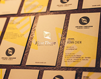 HERE MUSIC THERE DESIGN - Identity Card