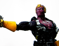 Captain America #606: Baron Helmut Zemo