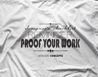 T-shirt mockup_just for fun