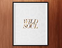 Wild Soul – Poster & Wallpaper